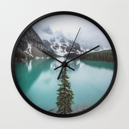Solo Tree Wall Clock
