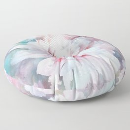 peony love N°5 Floor Pillow