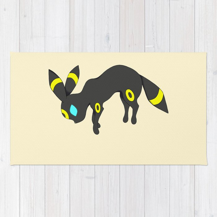 Umbreon Rug