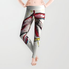 Vices of Spider Man Leggings
