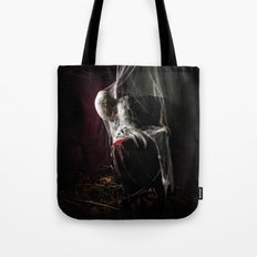 The Woman Who Waited Tote Bag