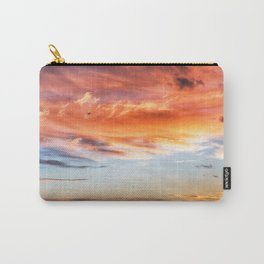 bright skies #society6 #decor #buyart Carry-All Pouch