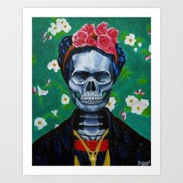 2 de noviembre Art Print