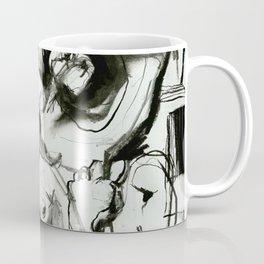 Holding Judgement Coffee Mug