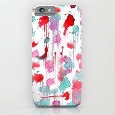 Water spots Slim Case iPhone 6s