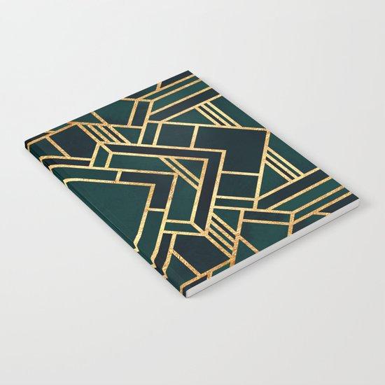 Art Deco 2 Notebook