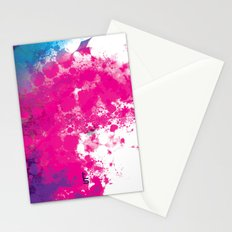 Color Texture II Stationery Cards