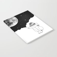 3 Minute Galaxy Notebook