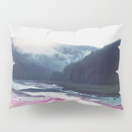 Low Tide in the Valley Pillow Sham
