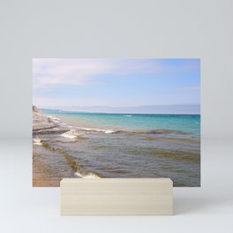 Sable Beach Lake Superior Mini Art Print