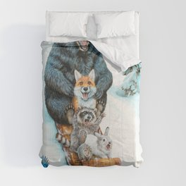 The Big Hill Comforters