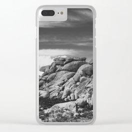 Big Rock 7395 Joshua Tree Clear iPhone Case