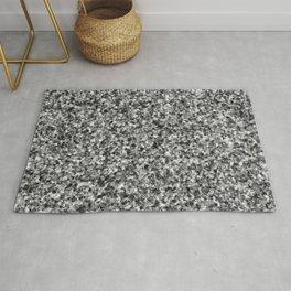 Gray Camouflage Rug