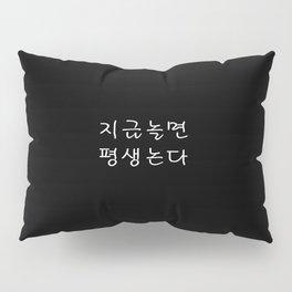 Play Now, Play Forever (Korean) Pillow Sham