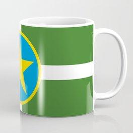 Flag of Jackson, Mississippi Coffee Mug