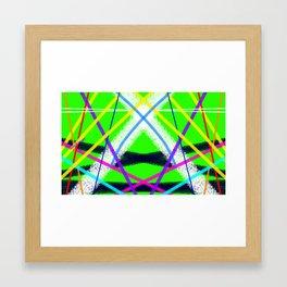 Cacophony Framed Art Print