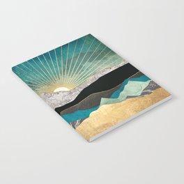 Peacock Vista Notebook