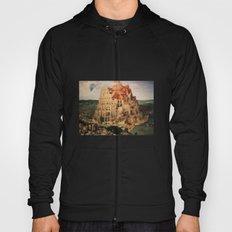 The Tower of Babel by Pieter Bruegel the Elder  Hoody