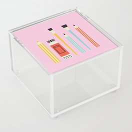 Superminimaps Acrylic Box