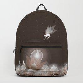 flowers bulb Backpack