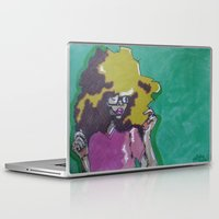 lip Laptop & iPad Skins featuring Lip Sync by Stephon Daniels