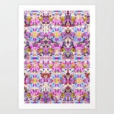The Caroline Art Print