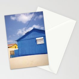 cottages #2 Stationery Cards