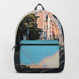 Berlin Streets Backpack