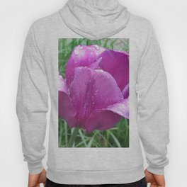 440 - Rainy day Tulip Hoody
