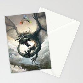 ARK Wyvern Stationery Cards