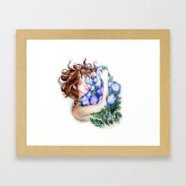Baby Blues Framed Art Print