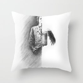 Boost Throw Pillow