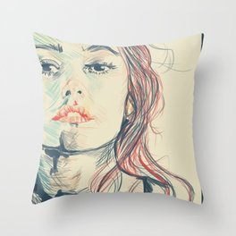 Ambition  Throw Pillow