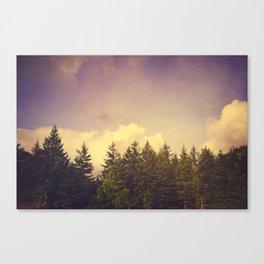 North Wilderness Canvas Print