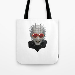 Pinhead Only Has Eyes For You Tote Bag