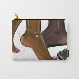 From Crown to Toe Carry-All Pouch