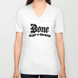 Bone Thugs Harmony American Music Rap Rapper Khaled Drake Emine HipHop drake Unisex V-Neck