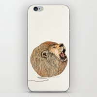 dreams iPhone & iPod Skins featuring Unravel Me by Sandra Dieckmann