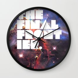 Journeys Eve Wall Clock