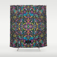 Piccadilly Circus  Shower Curtain