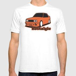 Nostalgic. T-shirt