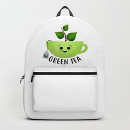 Green Tea Backpack