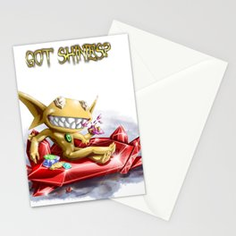 Got Shinies? Stationery Cards