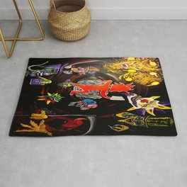 I.C.P Joker Ignited Rug