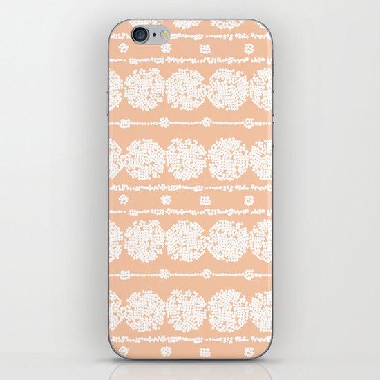 perfect peach iPhone & iPod Skin