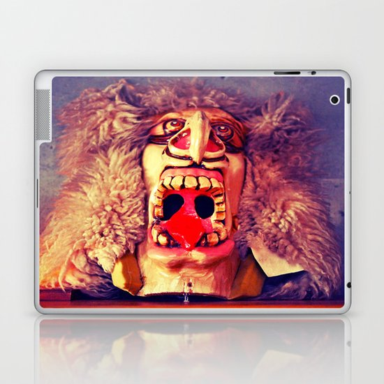 Stonegate mask Laptop & iPad Skin