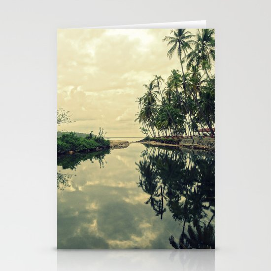 Mood for Reflection Stationery Cards