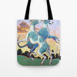 Jumping for Joy Tote Bag