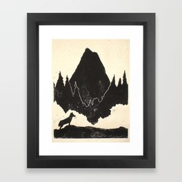 Phaedrus (Zen & The Art of Motorcycle Maintenance) Framed Art Print