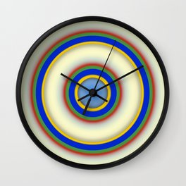 LC no.34 Wall Clock